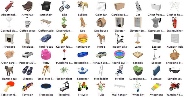 Sweet home 3d je volně šiřitelný program, který vám pomáhá při navrhování designu interieru. 1000 Models For 1000 Likes Sweet Home 3d Blog