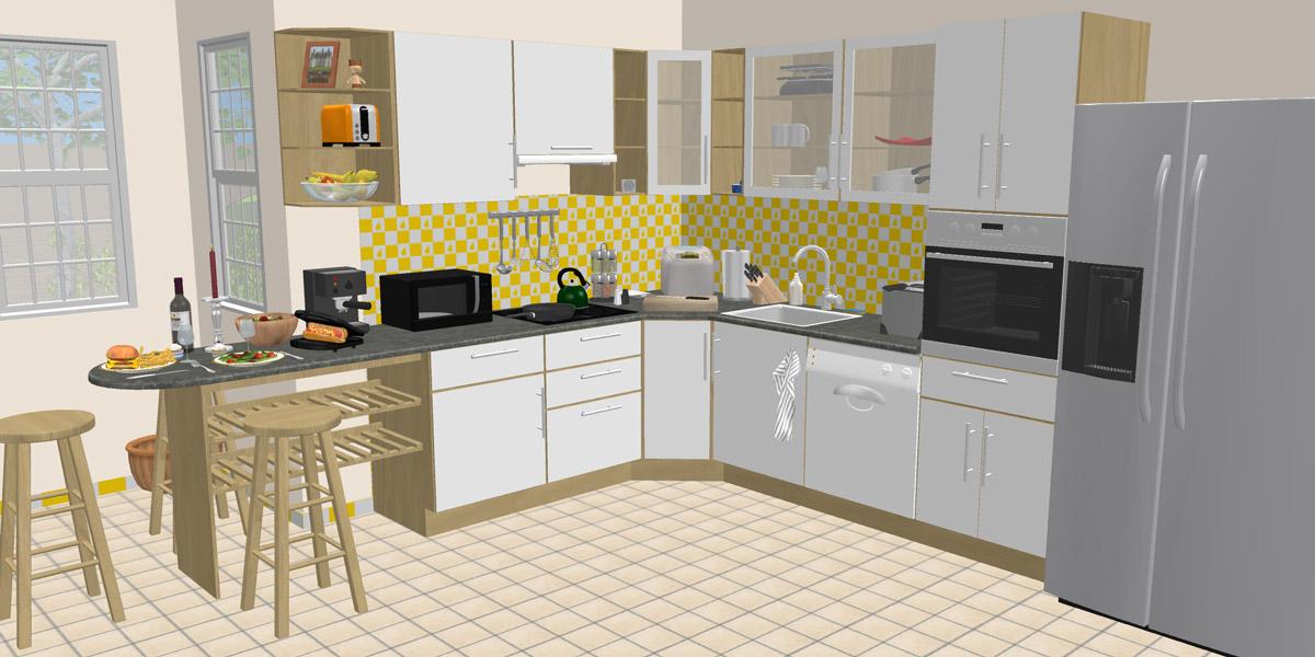 Sweet home 3d je volně šiřitelný program, který vám pomáhá při navrhování designu interieru. Furniture Libraries 1 8 Sweet Home 3d Blog