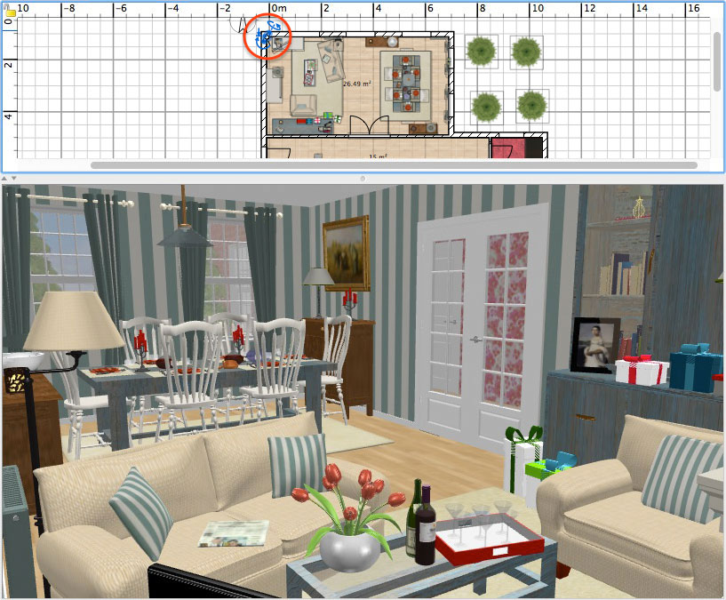 Do you remember digging in that delic. How To Get A Nice Photo Rendering Sweet Home 3d Blog