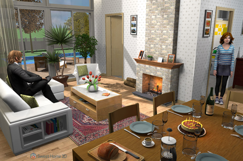 Download sweet home 3d for windows now from softonic: Sweet Home 3d Draw Floor Plans And Arrange Furniture Freely