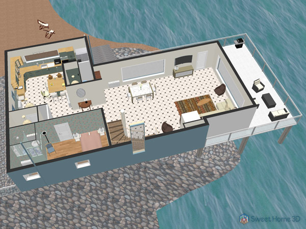 Get the latest torrents for sweet home 3d (engine, editors, models and textures). Sweet Home 3d Gallery