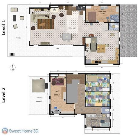 Sep 03, 2021· kali ini saya akan membagikan tutorial cara membuat atap di sweet home 3d sweet home 3d adalah sebuah aplikasi yang di gunakan untuk membuat sebuah … Sweet Home 3d Gallery