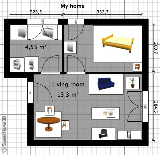 Download sweet home 3d latest ver Sweet Home 3d Gallery