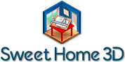 Sweet home 3d is a free interior design java application that helps you draw the plan of your house, arrange furniture on it and visit the results in 3d. Sweet Home 3d 3d Models Import