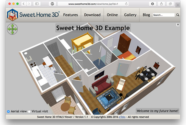 There are over 8,000 satellites in orbit around the planet earth, according to universe today. Export To Html5 Plug In Sweet Home 3d Blog