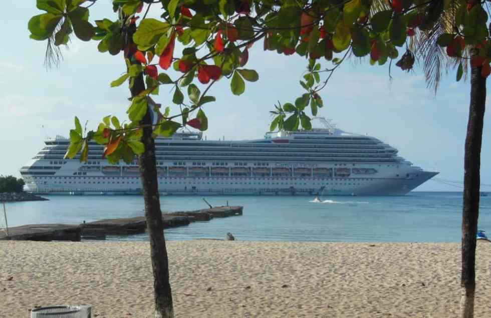 Cruise Ship Pier