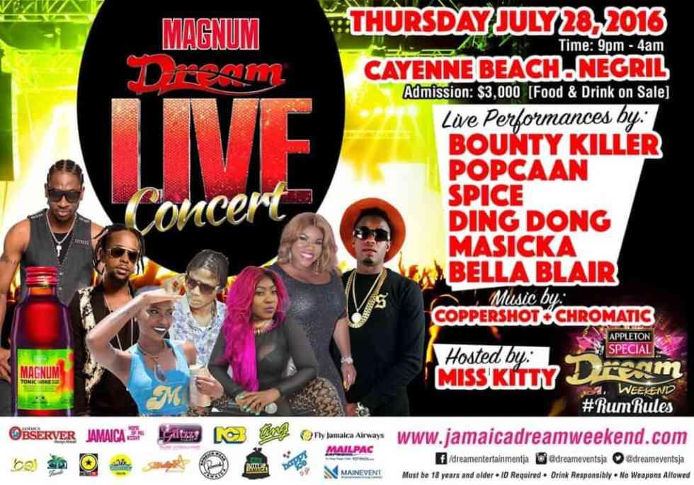 Dream Live Concert