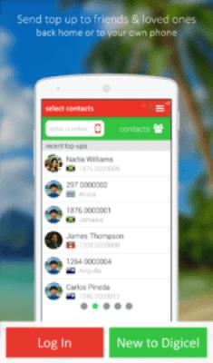 Digicel App
