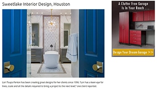 Houston interior design