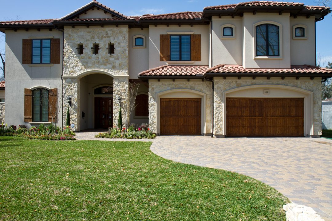 Exterior | New Construction | Design & Build | Spring Valley | Houston, TX