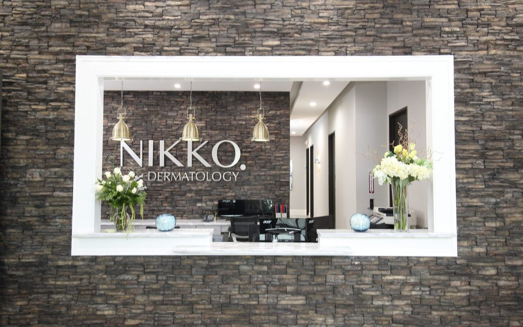 Nikko Dermatology   Classy Cobalt   Commercial Remodel   Cypress, TX   2016