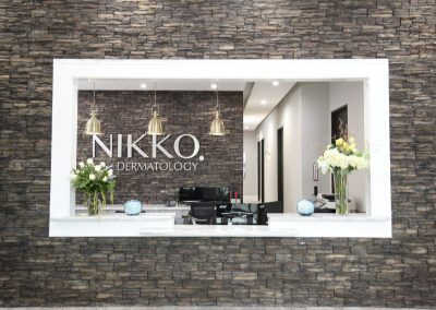 Nikko Dermatology | Classy Cobalt | Commercial Remodel | Cypress, TX | 2016