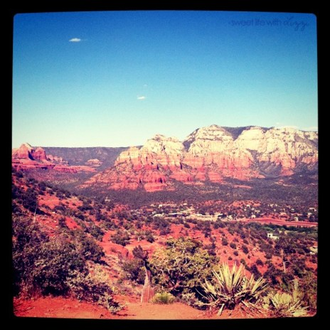 Vortexing in Sedona