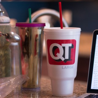 My Daily Cup: QT & Little Hands {27.52}