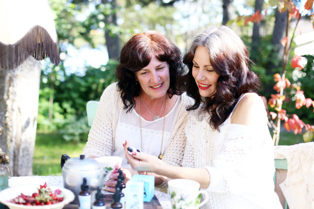 Our Story. Sweet Living Company Organic Handmade Heritage Recipes