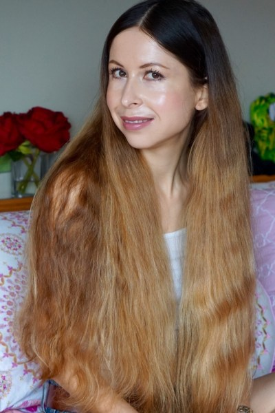 Why Long Hair Is The Easiest Hairstyle Of Them All & How To Grow Your Hair Long!
