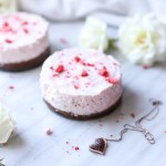 Valentine's Day Mousse Cakes