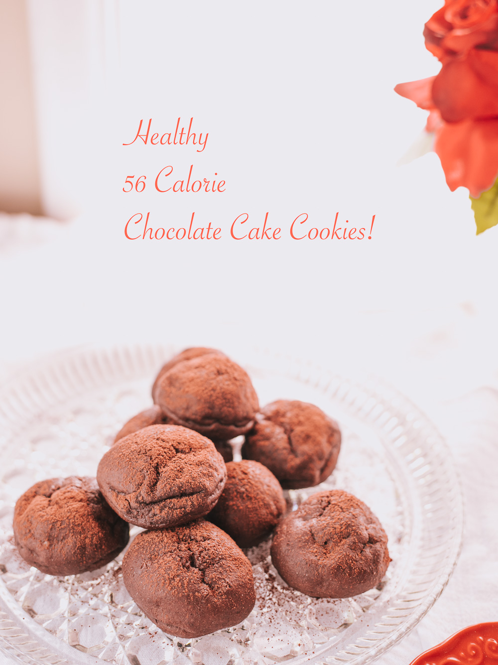 56 Calorie Chocolate Cake Cookies
