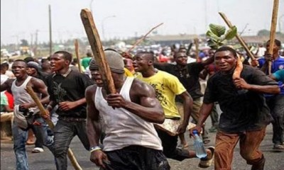 Sweetloaded thugs-1 OMG!! Thugs Invade Kogi Poly, What Happened Next Will Leave You Speechless Others  eko