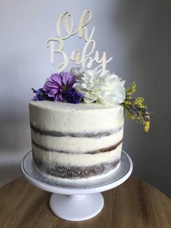 Celebration Cakes Sweetly Baked Perth