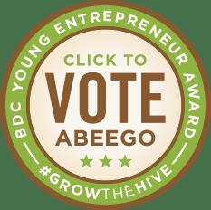 Abeego-web-badge