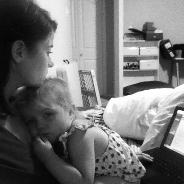 Work and Writing, SweetMadeleine,ca