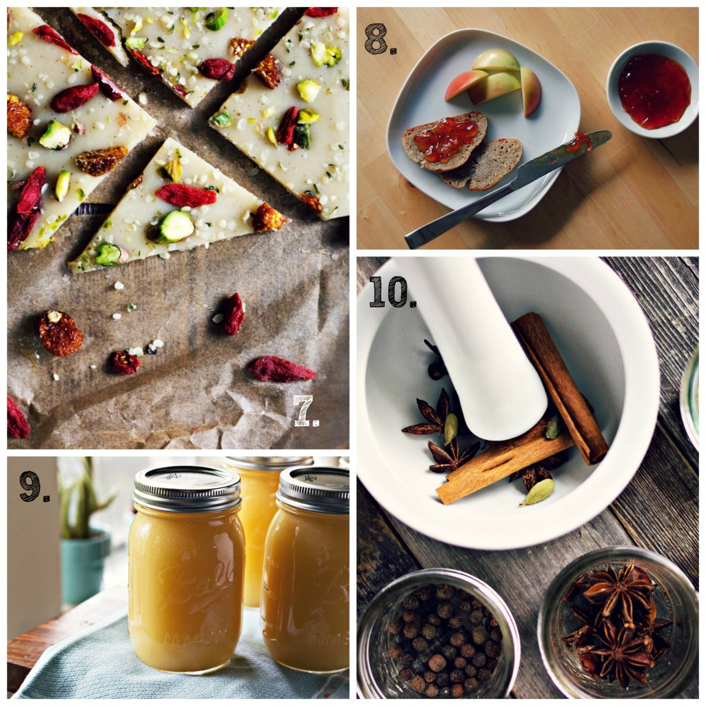 the sweet miscellany holiday gift guide volume 2: treats to share & enjoy