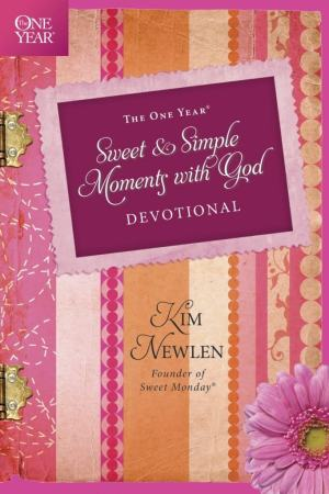 A Devotional Book: The One Year® Sweet and Simple Moments with God Devotional®