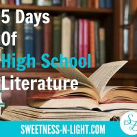 5 Days of High School Literature