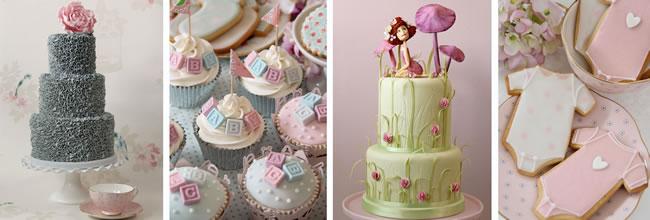 Celebration cakes London