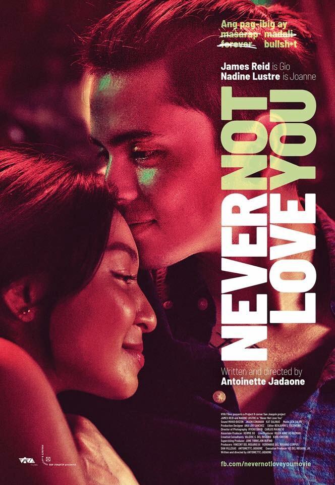 الفيلم الفلبيني : Never Not Love You /  لن اكرهكِ ابداً