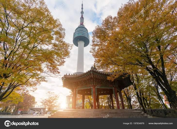 برج ان سيول .. برج نامسان  ( الجزء الاول )