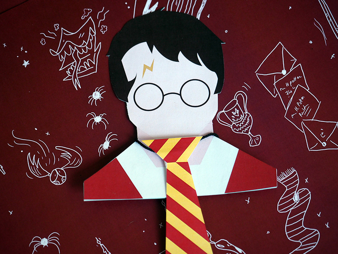 anniversaire harry potter sweet party day