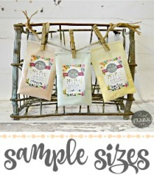 Sweet Pickins Milk Paint - Sample sizes
