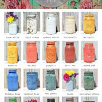 Sweet Pickins Milk Paint Colors