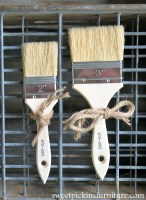 Sweet Pickins Paint Brushes
