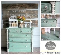 Sweetie Jane Dresser