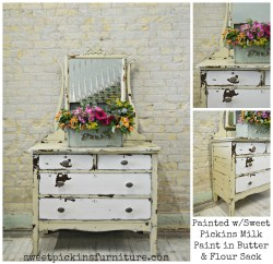 Sweet Pickins Milk Paint - Butter