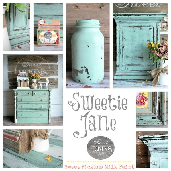 Sweet Pickins Milk Paint - Sweetie Jane