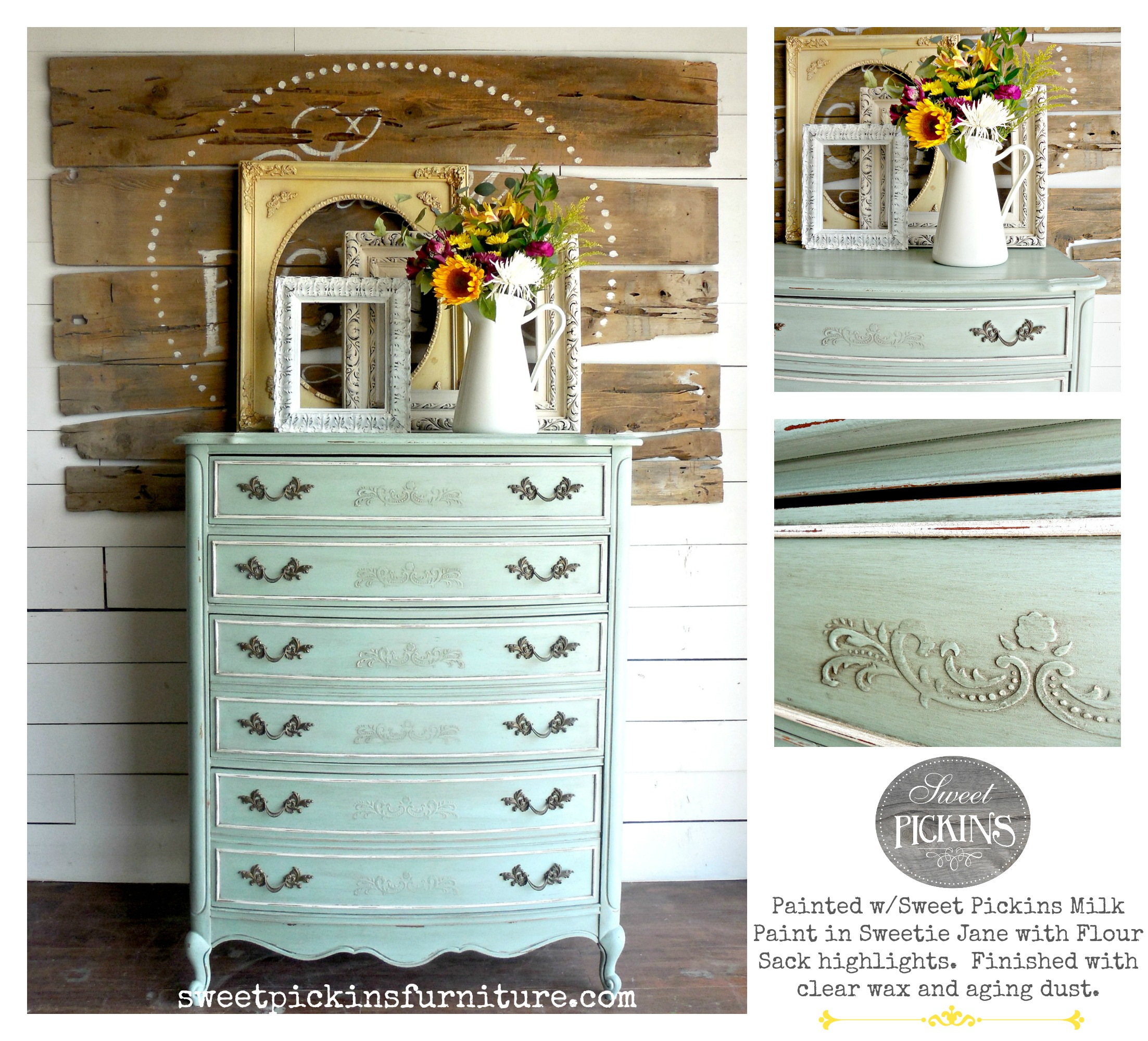 Sweet Pickins Milk Paint   Sweetie Jane