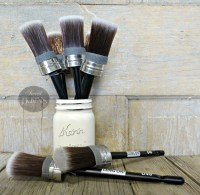 Cling On Brush - Round