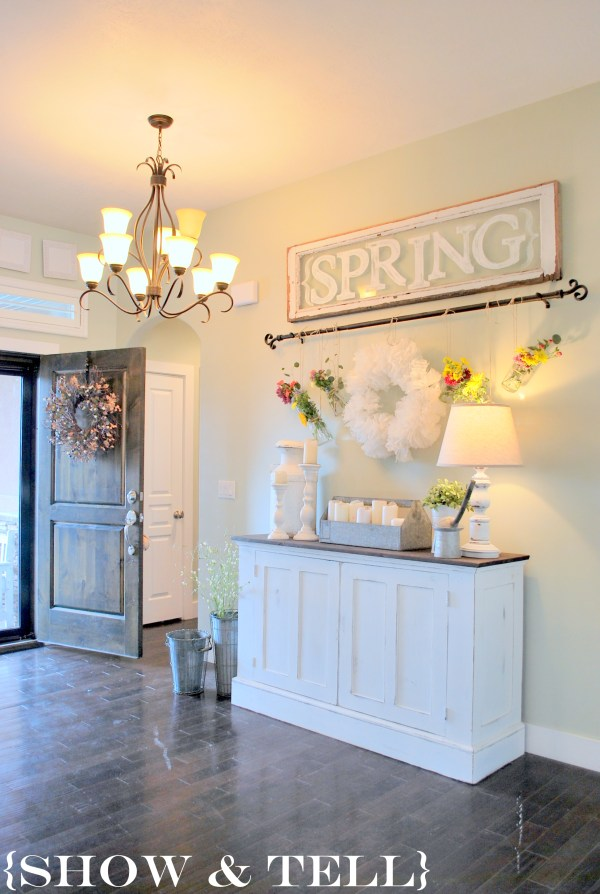 Sweet Pickins Entry Way