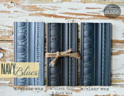 Sweet Pickins Milk Paint - Navy Blues