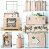 Sweet Pickins Milk Paint - Just Peachy