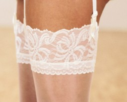 Aristoc Sensuous Stockings Ivory