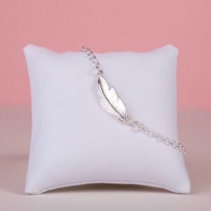 Large Feather Bracelet