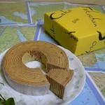 創作西洋菓子 大陸『バウムクーヘン』