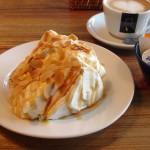 リバーサイドカフェ シエロイリオ『エンゼルフードケーキ バニラキャラメル』