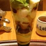 茶寮 都路里 東京汐留店『もみの木』
