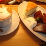 Cafe Lotta『よくばりケーキプレート』